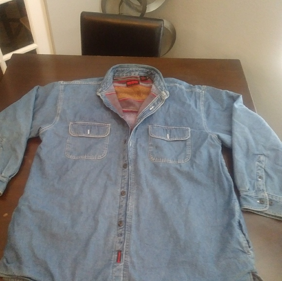 Wolverine Other - Wolverine jean jacket great condition size xl